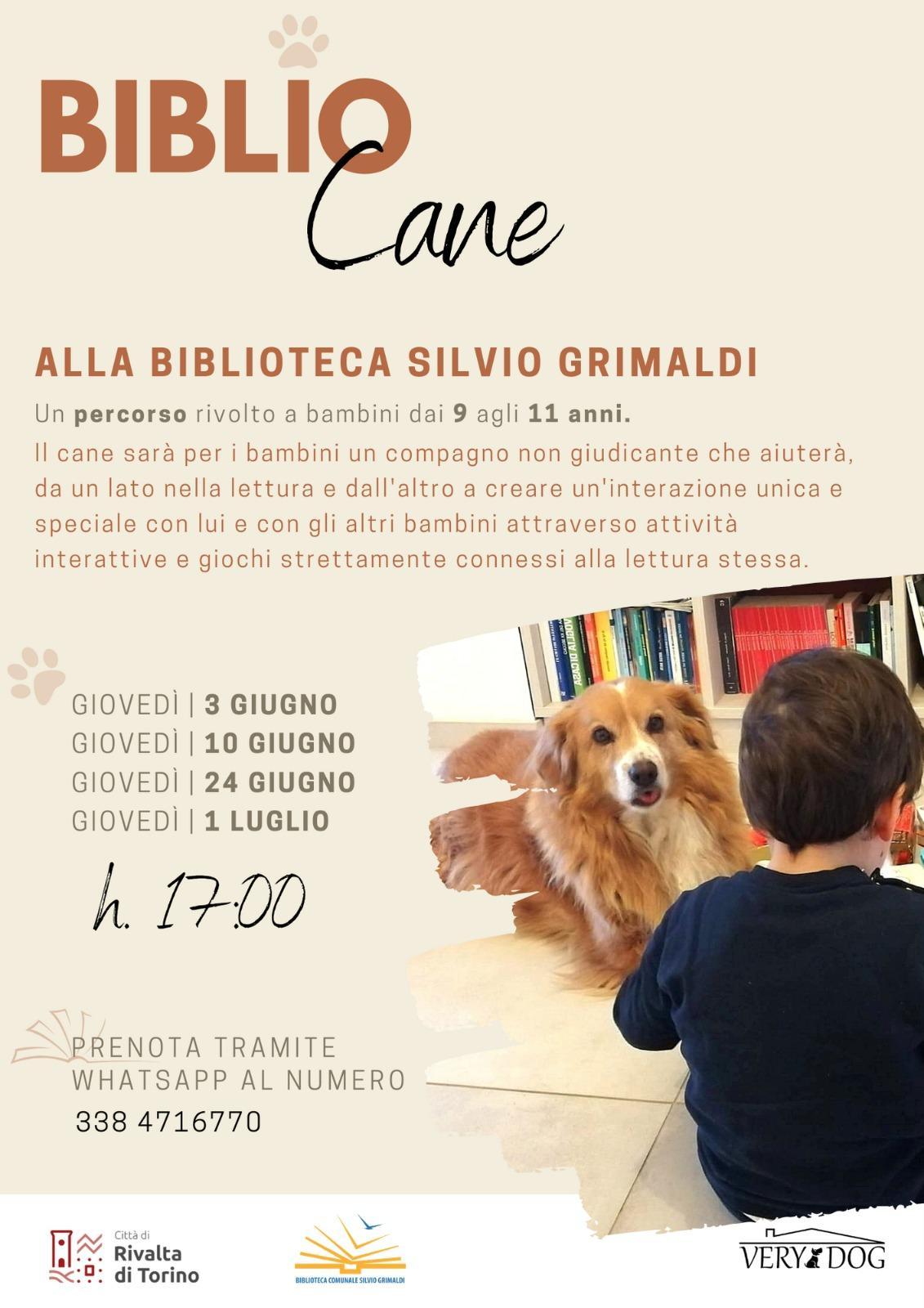 Biblio Cane